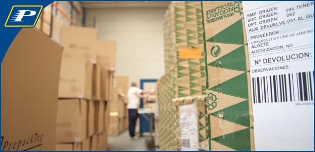 logistica inversa y picking almacen